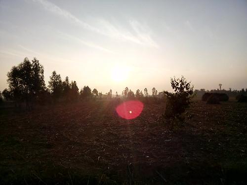 morning light sky sunrise