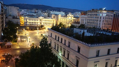 athens greece landscape city architecture slyline nights romance road exotic building outdoor