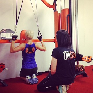 private personal training | by origymtraining