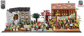 Ainsford 'Red Elm' Market - Overview | by Ayrlego