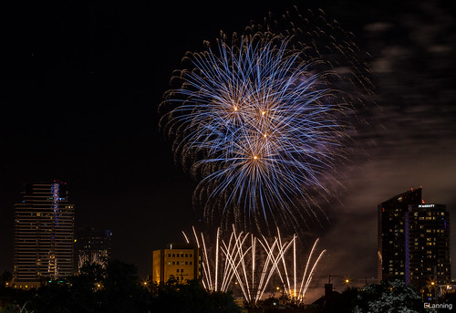 Grand Rapids Fireworks | by music2fish2 (eric lanning)