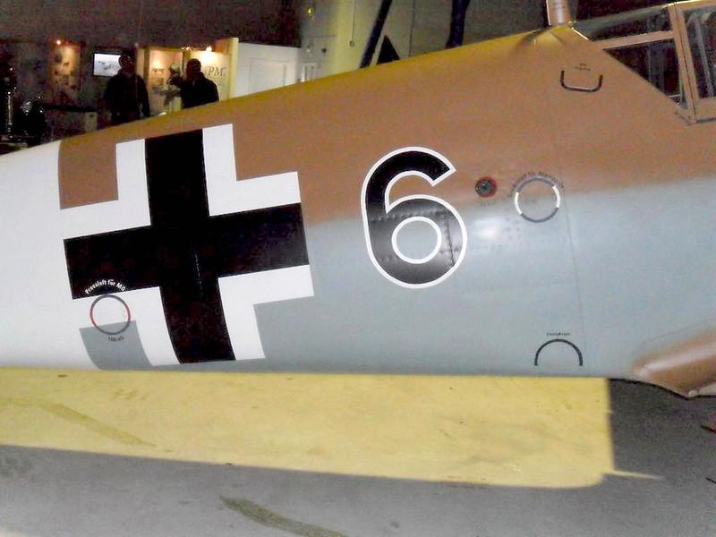 Мессерсцхмитт Bf109G (16)