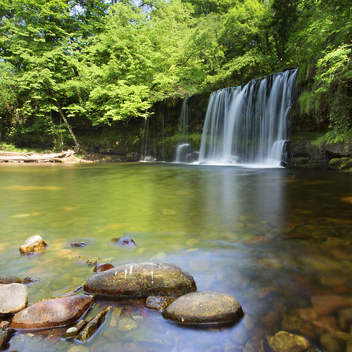 uk longexposure wales reflections pebbles breconbeacons waterfalls canon6d pixelsuzy