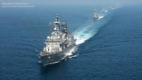 2013.6.24, 6·25 상기 해상기동훈련 Rep. of Korea Navy Maritime Exercises Recalling the Korean War   by 대한민국 국군 Republic of Korea Armed Forces