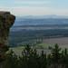 Choustník – výhled směrem na Temelín, foto: Petr Nejedlý