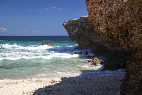 ocean sea sky beach nature canon landscape outdoors eos nationalpark sand surf natural scenic aruba beaches caribbean arikok caribbeansea arikoknationalpark bocaprins 5dmarkii canon5dmarkii