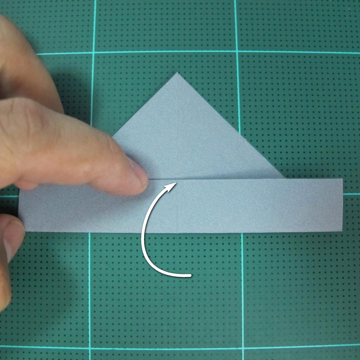 วิธีพับกล่องของขวัญแบบโมดูล่า (Modular Origami Decorative Box) โดย Tomoko Fuse 012