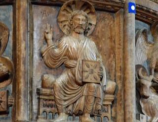 Modène (Emilie-Romagne), la cathédrale - sculpture romane :  éléments sculptés de la nef - 16 | by roger joseph