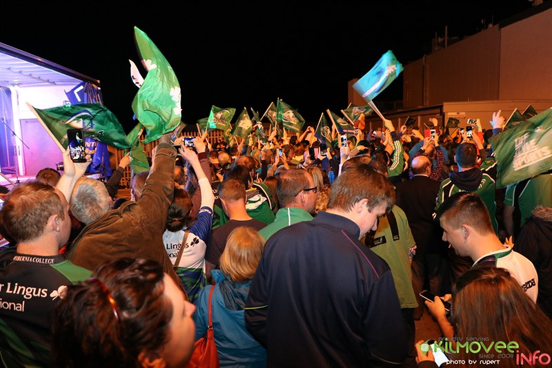 Connacht Rugby Pro 12 Champs - Homecoming IWAK (2)
