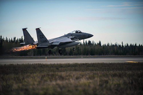 F-15s assist in unique combined exercise | by #PACOM