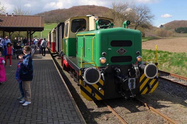 Brohltalbahn - Vulkanexpress in Engeln Deutschland
