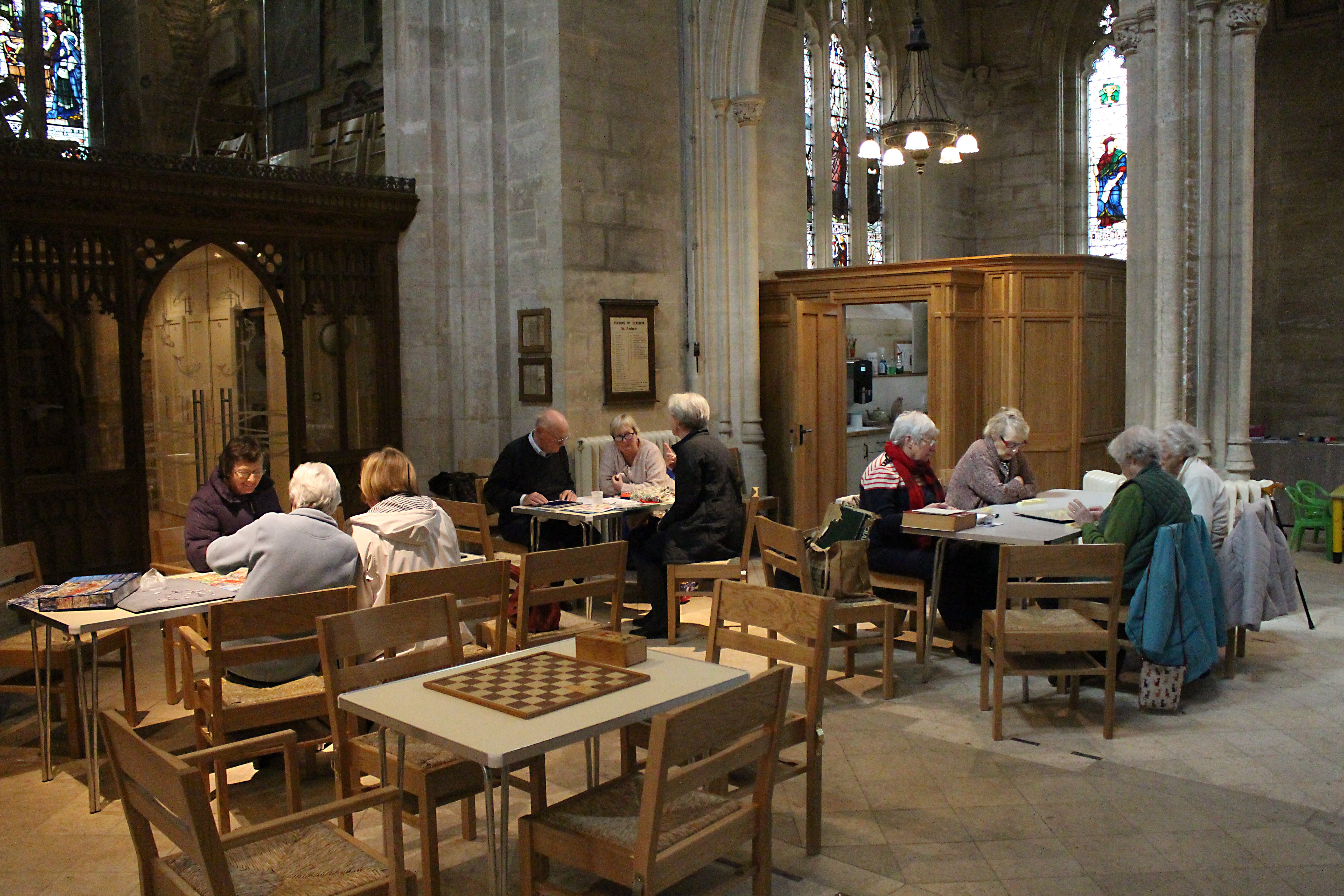 St Andrew's, Blagdon, Somerset