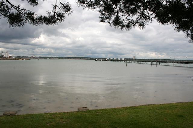 Southampton Water at Hythe