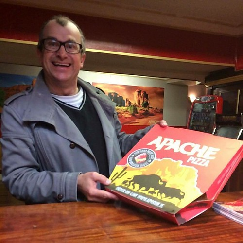 I am now an award winning architect thanks to Apache Pizza Swinford | by Mark Stephens Architect