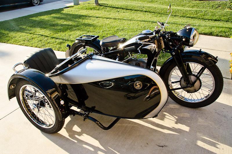 Stoye Sidecars | Flickr