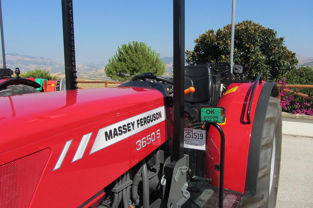 Massey Ferguson Trattori - Feudo Arancio 2013 - 4670