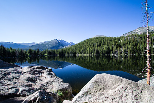 rockymountainnationalpark bearlake