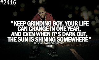 Rapper J Cole Quotes Sayings Life Change Inspiring Flickr