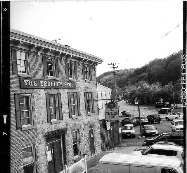The Trolley Stop - Ellicott City, Maryland