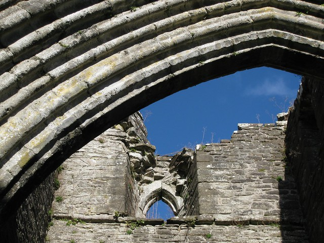 Priory vault