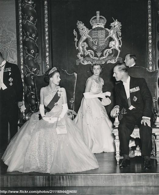 Royal Visit to Malta