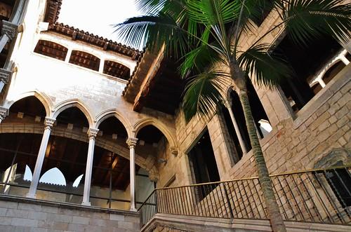 Museu Picasso, Ciutat Vella, Barcelona | by MARIA ROSA FERRE