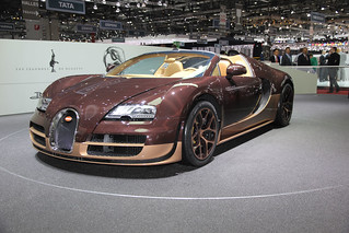 Bugatti Veyron 2014