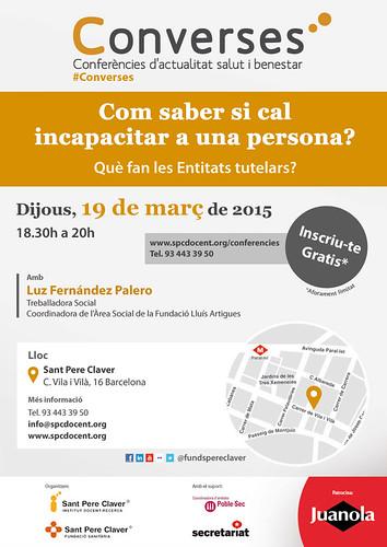 Converses 2015 | by Grup - Fundació Sant Pere Claver