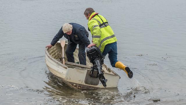 Boris Johnson Starts His Own Basic Ferry Company ...