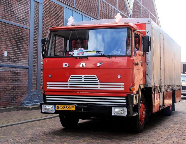 1983 DAF FA1600