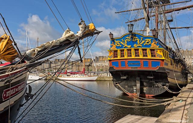 The Etoile du Roy of St Malo