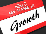 Hello My Name Is Growth | by One Way Stock