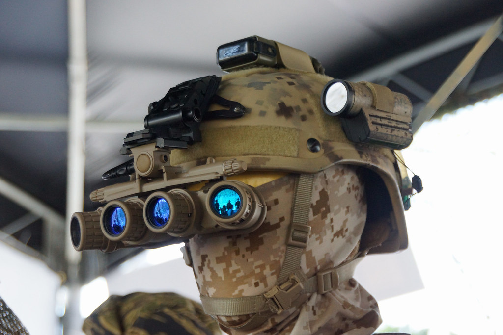 GPNVG-18, Ground Panoramic Night Vision Goggle | James Tung | Flickr