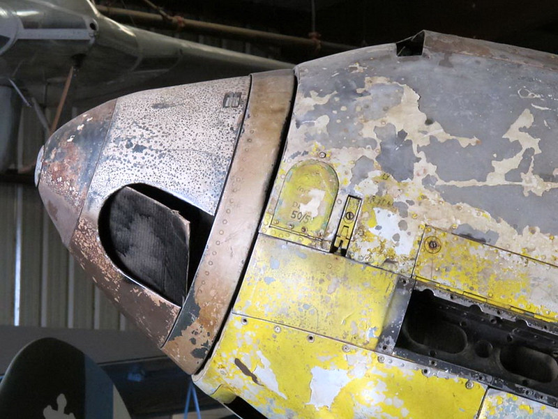 Messerschmitt Bf-109E-7 (2)