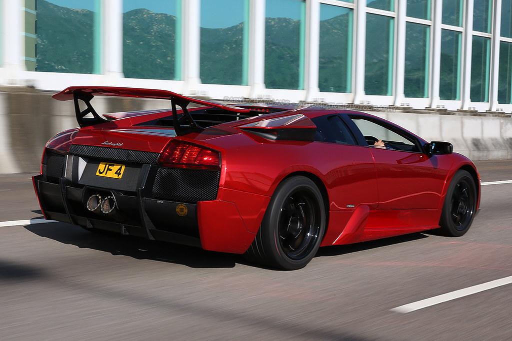 Dmc Lamborghini Murcielago M Gt Hong Kong Cruising Ne Flickr