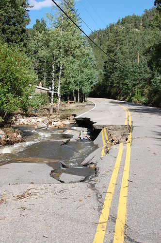 Coal Creek Canyon Flood - Aftermath (16) | by newanddifferent