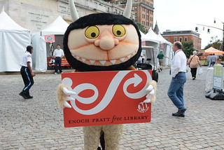 #GetCarded at the Baltimore Book Festival