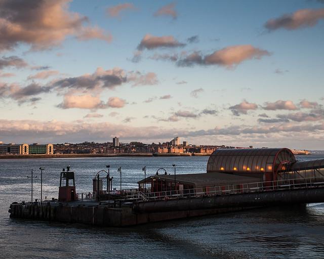 Mersey Ferry Port