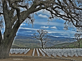 Bakersfield National Cemetery | by GeorgeAlger.com