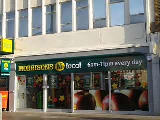 Morrisons M Local, Croydon, London CR0 | by Kake .