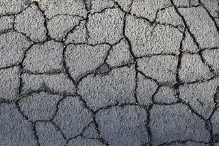 cracked-asphalt-texture | by thenhinspector