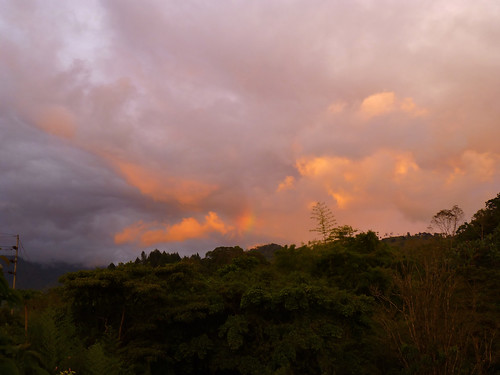 sunset sky naturaleza nature costarica cielo