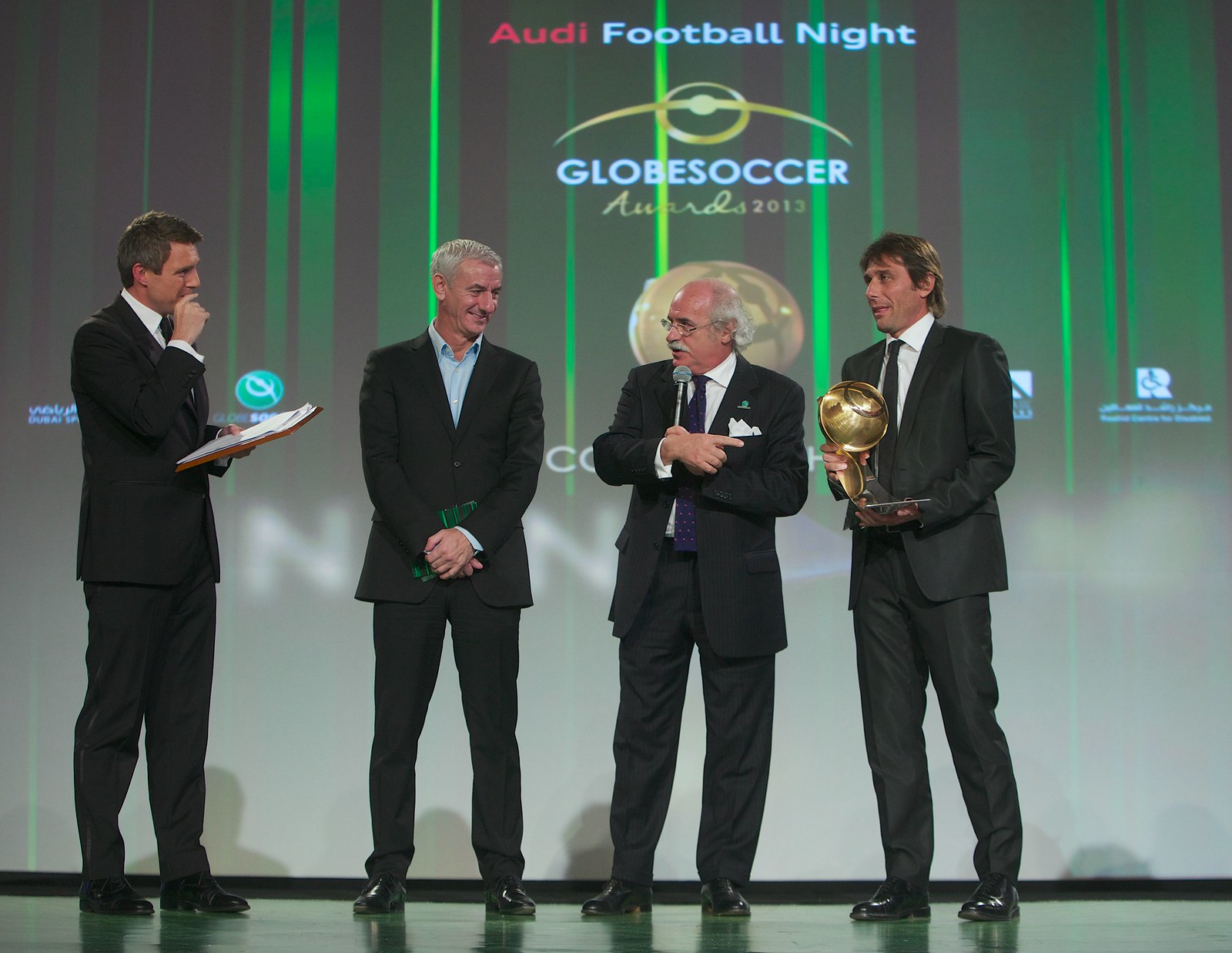 Globe Soccer Awards 251