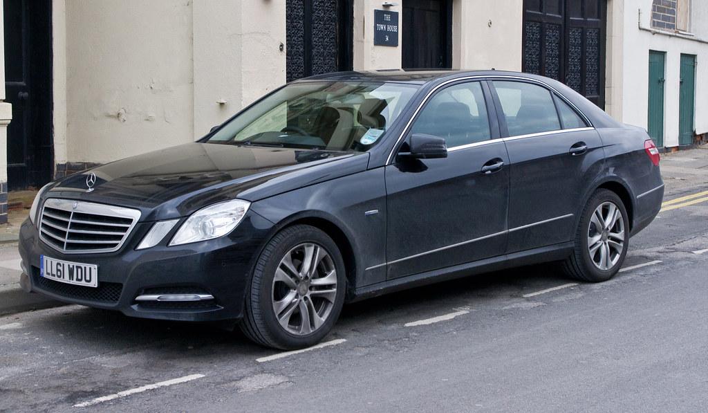2011 Mercedes-Benz E220 CDi (W212) | The W212 model arrived