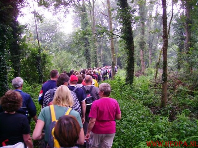 1e dag Amersfoort  40 km  22-06-2007 (2)