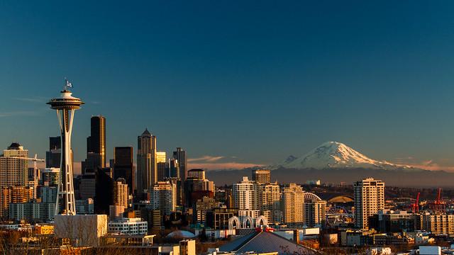 Seattle in 7D.