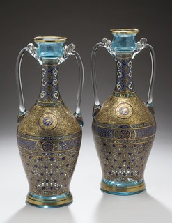 Pair of Vases LACMA M.2005.124.1-.2 | by Fæ