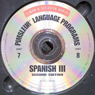 Pimsleur Spanish (5)   by Mark Morgan Trinidad B