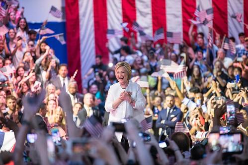June 7, 2016 - Brooklyn, NY | by Hillary Clinton
