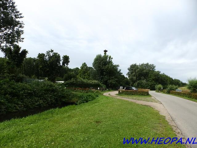 2016-06-23 2e dag Laren Wandel 4 daagse Het Gooi 30 Km (59)